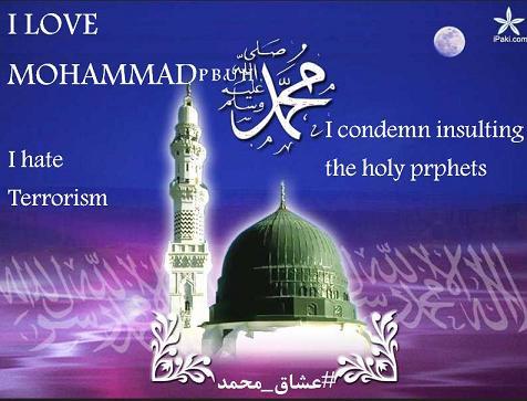 I love Mohammad
